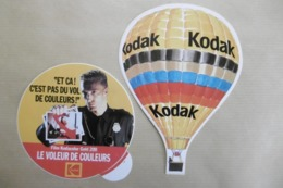 Autocollant Stickers - Photo Film KODAK - Lot De 2 Autocollants - Stickers