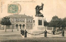 13486843 Albertville_Savoie Place De La Sous Préfecture Monument Albertville_Sav - Albertville