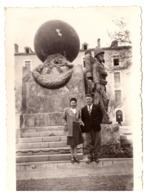 """""""MONUMENT AUX MORTS DANS LA CASERNE DE LA LEGION ETRANGERE A SIDI-BEL-ABBES  23/3/47"""" - Guerre, Militaire"""