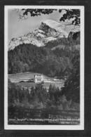"""AK 0367  Hitlers """" Berghof """" Am Obersalzberg Gegen Hohen Göll - Verlag Huber Um 1940 - Berchtesgaden"""
