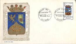 [901227]B/TB//-Espagne  - MADRID, Armoiries - Heraldik, Wappen
