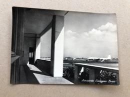 ROMA AEROPORTO CIAMPINO OVEST  1956 - Transports
