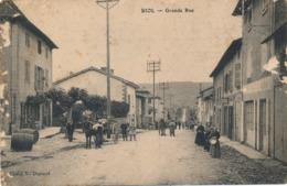 I177 - 38 - BIOL - Isère - Grande Rue - Other Municipalities