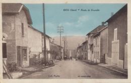 I177 - 38 - BIOL-LE-BAS - Isère - Route De Grenoble - Other Municipalities