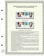 Gemeinschaftsausgabe CANADA - VOLKSREPUBLIK CHINA - 100 GEBURTSTAG VON Dr.NORMAN BETHUNE - Other