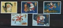 GREAT BRITAIN # 1776-1780. CHRISTMAS CRACKERS.  MNH (**). - 1952-.... (Elizabeth II)