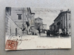 GENZANO STRADA   1903 - Roma (Rome)