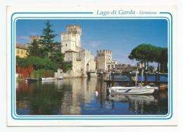 """Brescia, Lago Di Garda """"Sirmione"""". Barche. - Brescia"""