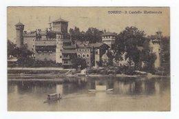 CPA - Italie - Torino - Il Castello Medioevale - Castello Del Valentino