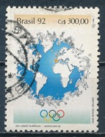 °°° BRASIL - Y&T N°2060 - 1992 °°° - Brazilië
