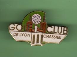 GOLF *** LYON CHASSIEU ***  2010 (122) - Golf