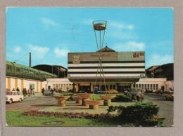 BRD (DDR-Zeit) - AK:  Halle (Saale) - Hauptbahnhof - Halle (Saale)