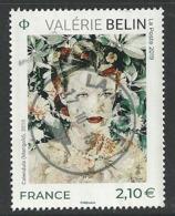 FRANCIA 2018 - Valérie Belin - Cachet Rond - Gebraucht