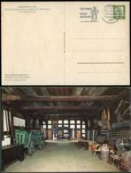 BAUERNHAUS-MUSEUM BIELEFELD Masch-stpl.1964  Bund PP28 C2/001 NGK 15,00 € - Landwirtschaft