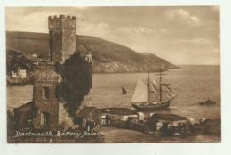 DARTMOUTH, BATTERY POINT  - VIAGGIATA  FP - Other