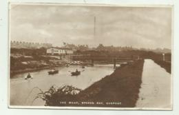 THE MOAT, STOKES BAY, GOSPORT 1926  - VIAGGIATA  FP - Inghilterra