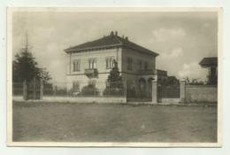 CREMA - VILLA SEVERGNINI 1930 VIAGGIATA FP - Cremona