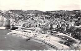 ** Lot De 3 Cartes ** 76 - YPORT : Cartes Diversifiées - CPSM Dentelées Format CPA 1950-60's - Seine Maritime - Yport