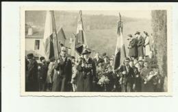 70 - Haute Saone - Echenoz La Meline - Carte Photo - Procession Patriotique  - Animée - - Frankrijk