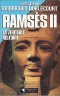 (Egypte Ancienne) DESROCHES NOBLECOURT : Ramsès II, 1996. - Archéologie
