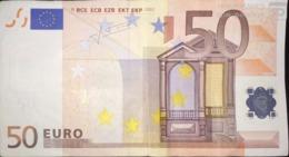 50 EURO Alemania(X) G040A, TRICHET - 50 Euro