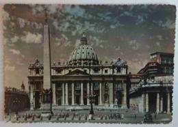 ROMA - Basilica Di San Pietro  - Vg 1956 - San Pietro