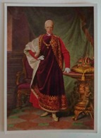 KAISER FRANZ I (II) Im Toison-Ornat - Kunsistorisches Museum Wien -  NV - Familles Royales