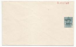 Spain España Republica Enveloppe Postal Stationery Sobre Entero Mint 1931 Laiz # 932 - Enteros Postales