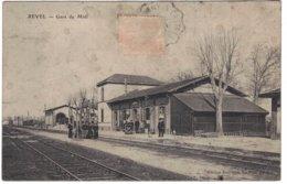 REVEL - 31 - Gare Du Midi - Haute Garonne - ( VENDU DANS L'ÉTAT ) - Revel