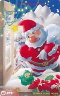 JAPAN Telefonkarte- NTT -111-004 Weihnachten Merry Christmas - Siehe Scan - Natale