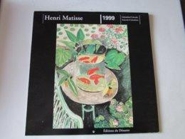 Calendrier; Henri Matisse - Boeken, Tijdschriften, Stripverhalen
