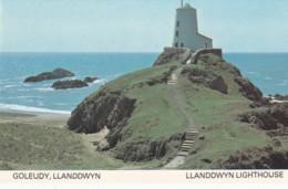 LLANDDWYN LIGHTHOUSE - Anglesey
