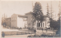 1909 Alaska-Yukon Pacific Exposition, Seattle WA, California Building, C1900s Vintage Real Photo Postcard - Tentoonstellingen
