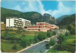 Z5322 Guardia Piemontese (Cosenza) - Nuovo Stabilimento Termale - Panorama / Viaggiata 1974 - Italy