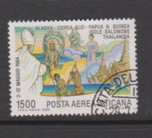 Vatican City AP 81 1986 Pope's Journeys,1500 Lire,used - Vatikan