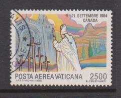 Vatican City AP 83 1986 Pope's Journeys2500 Lire,used - Vatican
