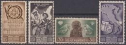 CORPO POLACCO IN ITALIA - 1945 - Lotto 4 Valori Nuovi Senza Gomma: Unificato 18/20 E 22. - Emisiones Locales/autónomas