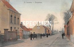 Dorpstraat - Sint-Laureins - Sint-Laureins