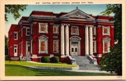 Tennessee Johnson City Central Baptist Church - Johnson City