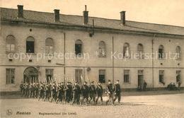43488504 Meenen_West-Vlaanderen Regimentschool 4e Linie Meenen_West-Vlaanderen - Bélgica