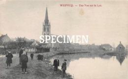 Une Vue Sur La Lys - Wervicq - Wervik - Wervik