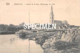 Bords De La Lys Rouissage Du Lin - Wervicq - Wervik - Wervik