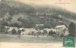 """CPA FRANCE 65 """"Adervielle Près De Génost"""" - Frankreich"""