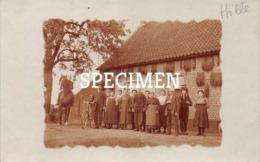 Fotokaart Boerderij - Hille -  Zwevezele - Wingene