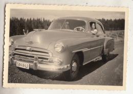 Katzensteig - Oldtimer - 1952 - Foto 6 X 9 Cm - Automobiles