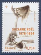 N° 5203 Suzanne Noël Faciale 0,95 € - Nuevos