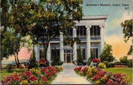 Texas Austin Governor's Mansion 1941 - Austin