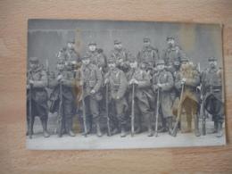 Carte Photo Mars 1915 Militaire Guerre 14.18 - Guerre 1914-18
