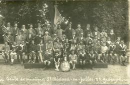 33  SAINT MEDARD EN JALLES - CARTE PHOTO - ECOLE DE MUSIQUE (ref 6731) - Frankrijk