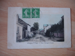 Amagne Village Rue Amagne Lucquy - France